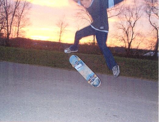StreetKing - Kickflip